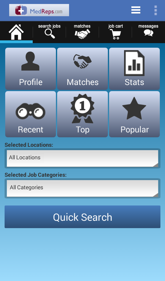 android  u0026 iphone job search apps