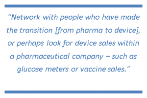 Advice for Pharma Sales Reps