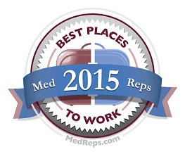 2015 Best Medical Sales Jobs
