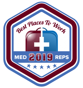 Best Places to Work in Medical Sales — 2019 Report | Medical