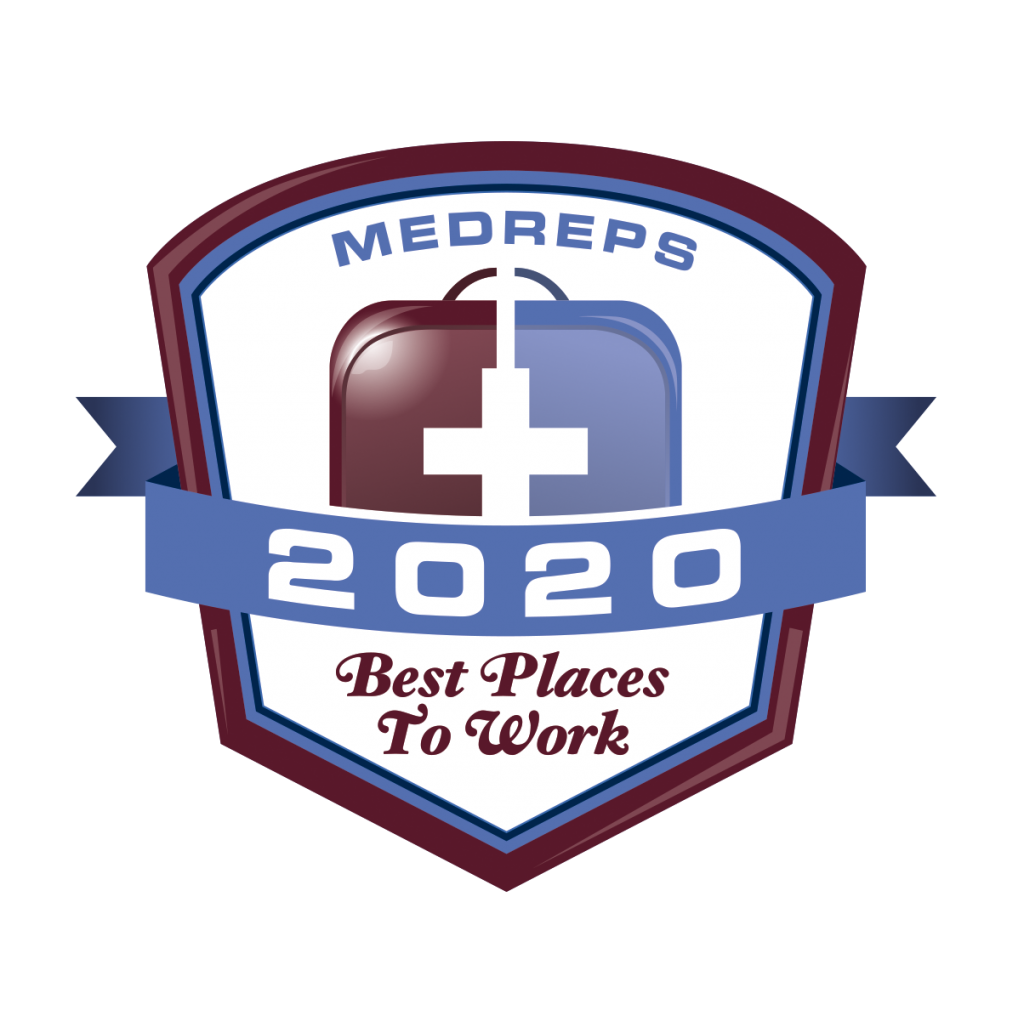 Best Companies To Work For 2020.Medreps Best Places To Work Medical Sales Careers