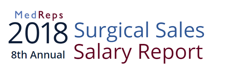Surgical Sales Salary Report