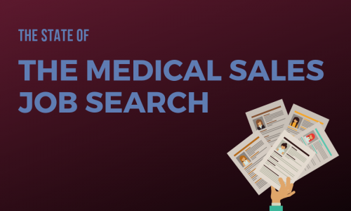 The State of The Medical Sales Job Search