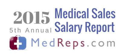 5th Annual Medical Sales Salary Report from MedReps