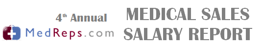 Medical Sales Salary Survey